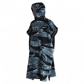 Billabong Towel Poncho - Black Camo