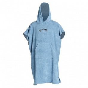 Billabong Towel Poncho - Cascade Blue