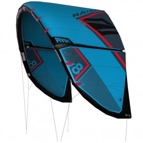 Naish Pivot Kite - Blue/Grey