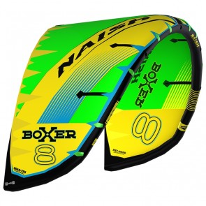 Naish Boxer Kite - Yellow/Green/Blue