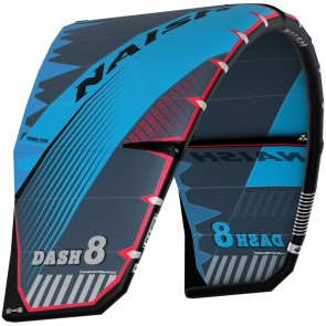 Naish Dash Kite - Grey/Blue/Red