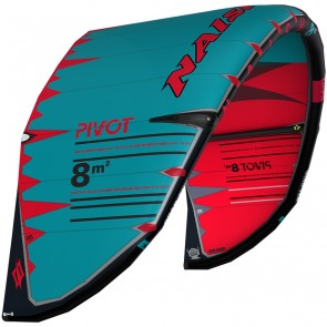 Naish Pivot 2019 - Red/Teal