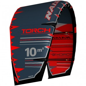 Naish Torch With ESP Kite - Red/Grey