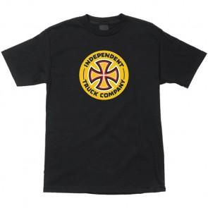Independent Combo T/C T-Shirt - Black