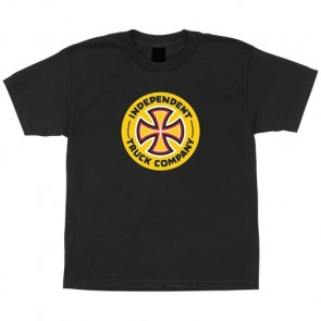Independent Youth Combo T/C T-Shirt - Black