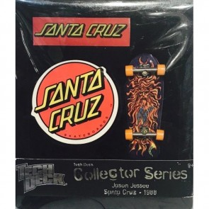 Santa Cruz Jessee Sun God Tech Deck