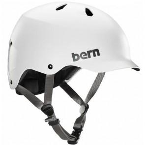 Bern Watts Thinshell Helmet - White