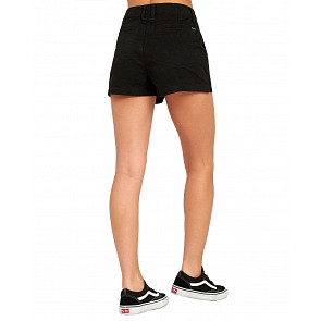 RVCA Women's No Longer High Rise Shorts - Black