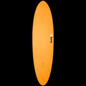 Torq Surfboards 7'2'' Torq Mod Funboard - Yellow/Red Fade