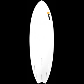 Torq Surfboards 5'11'' Torq Mod Fish - Yellow/Orange Fade