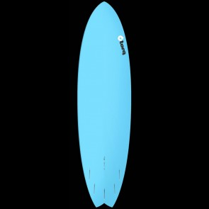 Torq Surfboards 7'2'' Torq Mod Fish - Blue