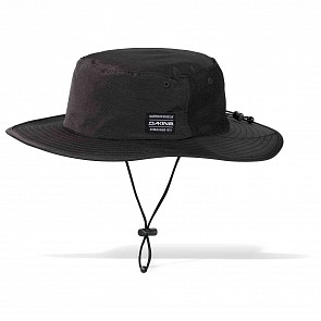 Dakine No Zone Surf Hat - Black