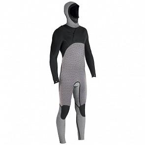 Vissla North Seas 5.5/4.5 Hooded Chest Zip Wetsuit