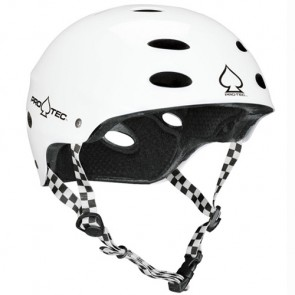 Protec Ace Water Helmet - White