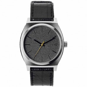 Nixon Time Teller Watch - Black Tape