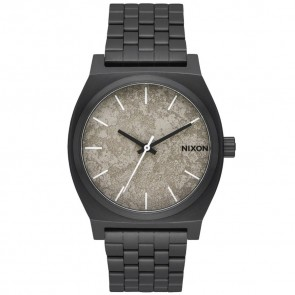 Nixon Time Teller Watch - Black/Concrete
