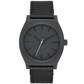 Nixon Time Teller Watch - All Black/Slate