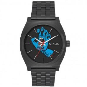 Nixon Time Teller Watch - Black/Screaming Hand