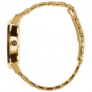 Nixon Kensington Watch - All Gold/Black Sunray