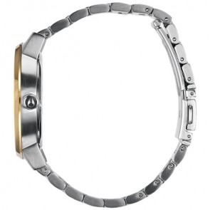 Nixon Kensington Watch - SIlver/Gold/Grey