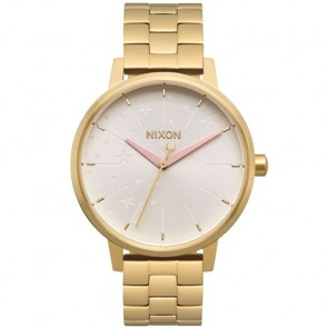 Nixon Women's Kensington Watch - Gold/Soft Pink/LH