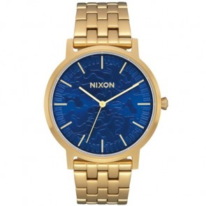 Nixon Porter Watch - Gold/Camo Sunray