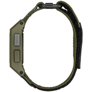 Nixon Base Tide Nylon Watch - Surplus