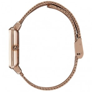 Nixon Women's K Squared Milanese - All Rose Gold