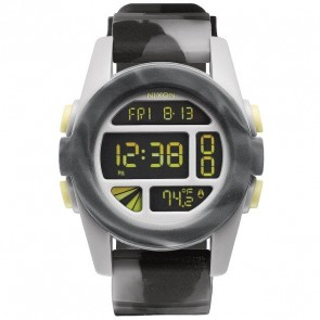 Nixon Unit Watch - Marbled Black/Smoke