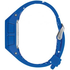 Nixon Lodown Silicone Watch - Cobalt Speckle