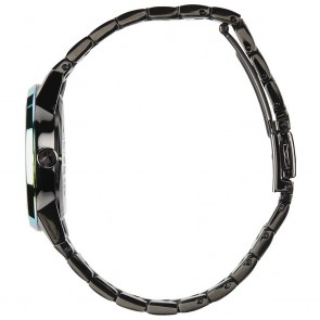 Nixon Small Kensington Watch - Gunmetal/Multi