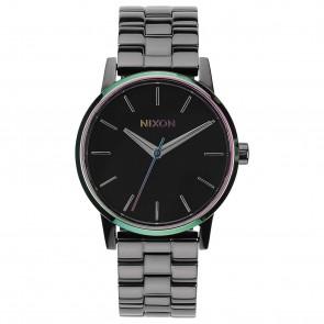 Nixon Women's Small Kensington Watch - Gunmetal/Multi