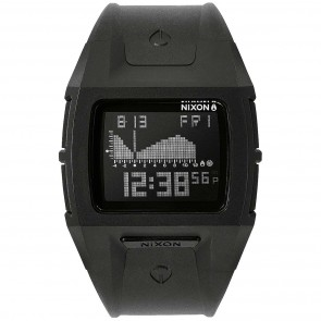 Nixon Lodown S Watch - Black