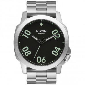 Nixon Ranger Watch - Black