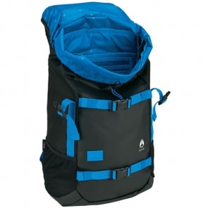Nixon Landlock Backpack II - Black/Blue/Float