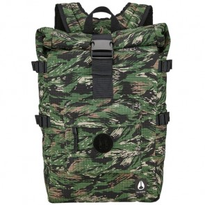 Nixon Swamis Backpack II - Tiger Camo
