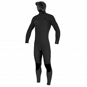 O'Neill Hyperfreak 5/4+ Hooded Chest Zip Wetsuit