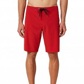 O'Neill Hyperfreak Lifeguard Boardshorts - Red