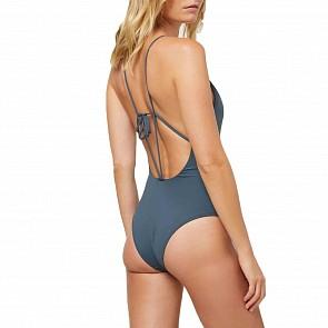 O'Neill Women's Salt Water One-Piece Swimsuit - Deep Teal