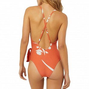 O'Neill Women's Slater One-Piece Swimsuit - Multi