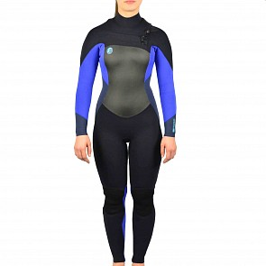 O'Neill Women's O'Riginal 3/2 Chest Zip Wetsuit