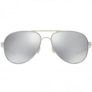 Oakley Elmont Sunglasses - Chrome/Chrome Iridium