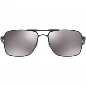Oakley Gauge 6 TI Sunglasses - Powder Coal/Prizm Black
