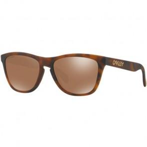 Oakley Frogskins Sunglasses - Matte Tortoise/Prizm Tungsten