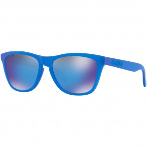 Oakley Frogskins Spectrum Sunglasses - X-Ray Blue/Prizm Sapphire