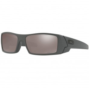 Oakley Gascan Polarized Sunglasses - Steel/Prizm Black