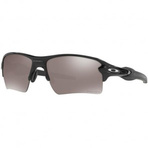 Oakley Flak 2.0 XL Polarized Sunglasses - Polished Black/Prizm Black