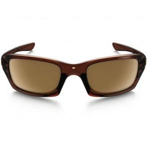 Oakley Fives Squared Sunglasses - Polished Rootbeer/Dark Bronze