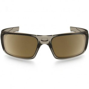 Oakley Crankshaft Polarized Sunglasses - Brown Smoke/Tungsten Iridium