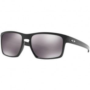 Oakley Sliver Sunglasses - Polished Black/Prizm Black